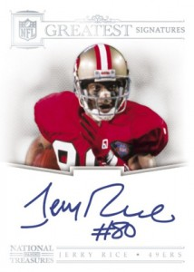 2012 Panini National Treasures Football Cards 5