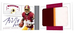 2012 Panini National Treasures Football Cards 9