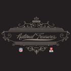 2012 Panini National Treasures Football Cards