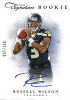 Russell Wilson Rookie Cards and Autographed Memorabilia Guide