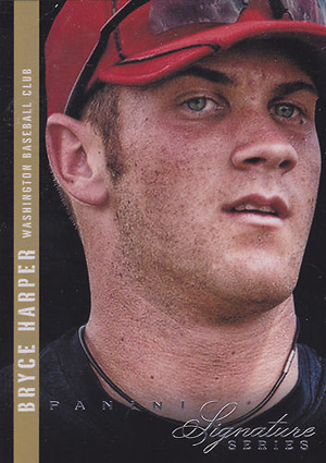 Bryce Harper Rookie Cards Checklist and Autograph Buying Guide 7