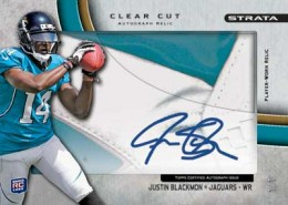 Behind the Scenes with 2012 Topps Strata Football 2