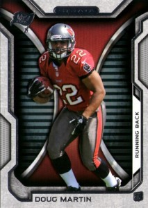 Doug Martin Rookie Cards Checklist and Guide 32
