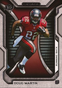 Doug Martin Rookie Cards Checklist and Guide 33