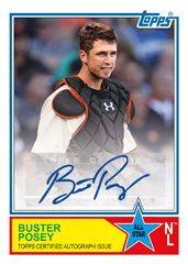 2013 Topps Archives Baseball Cards 9