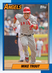 2013 Topps Archives Baseball Cards 3