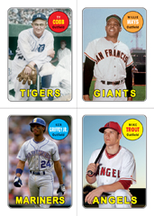 2013 Topps Archives Baseball Cards 5