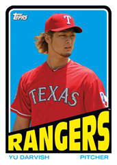 2013 Topps Archives Baseball Cards 6