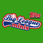 2013 Topps Big League Minis Baseball Vinyl Figures