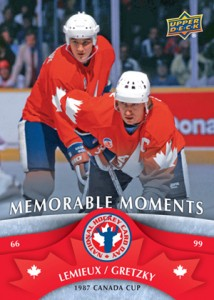 2013 Upper Deck National Hockey Card Details 2