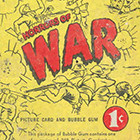 1938 Gum Inc. Horrors of War Trading Cards
