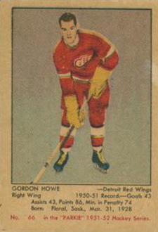 How to Spot Counterfeit 1951-52 Parkhurst Hockey Cards 1
