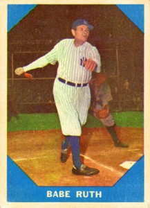 Cheap Vintage Babe Ruth Cards - 10 Cards for Under $50 4