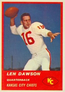 Top 10 Football Rookie Cards of the 1960s 5