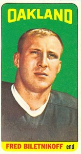 Top 10 Football Rookie Cards of the 1960s 7