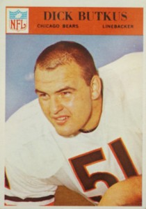 Top 10 Football Rookie Cards of the 1960s 8