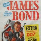 1966 Philadelphia Gum James Bond Thunderball Trading Cards