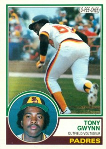Tony Gwynn Cards and Memorabilia Guide 3