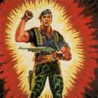 1986 Hasbro G.I. Joe Action Cards Trading Cards