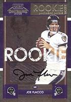 Joe Flacco Cards and Autographed Memorabilia Guide