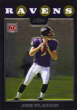 Joe Flacco Cards and Autographed Memorabilia Guide 22