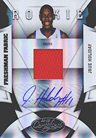 Jrue Holiday Rookie Cards and Autograph Memorabilia Guide