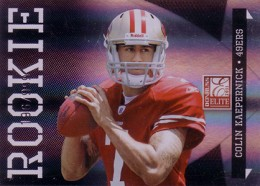 2011 Elite Colin Kaepernick RC
