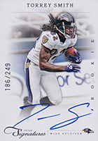 Torrey Smith Cards and Memorabilia Guide