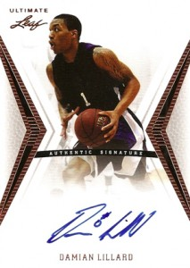 Damian Lillard Rookie Cards Checklist and Guide 32