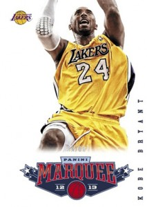 2012-13 Panini Marquee Basketball Cards 3