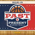 2012-13 Panini Past & Present Basketball Cards