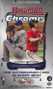 Case Breaking ROI Report for Every 2012 Topps Baseball Product 5