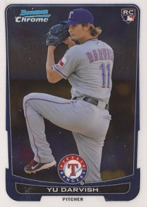 Yu Darvish Baseball Cards and Autograph Memorabilia Guide 2