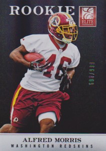 Alfred Morris Rookie Cards Checklist and Guide 2
