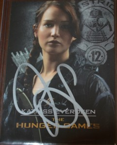 The Envelope Please: Autograph Cards of the 2013 Academy Award Nominees 4