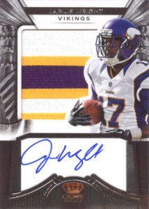 2012 Panini Crown Royale Football Rookie Silhouette Autographs Guide 11