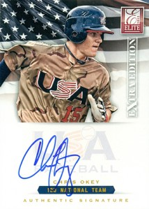 2012 Panini Elite Extra Edition Baseball 18U National Team Autographs Guide 5