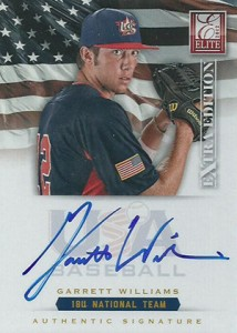 2012 Panini Elite Extra Edition Baseball 18U National Team Autographs Guide 10