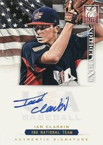 2012 Panini Elite Extra Edition Baseball 18U National Team Autographs Guide 11