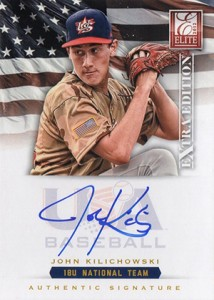 2012 Panini Elite Extra Edition Baseball 18U National Team Autographs Guide 13