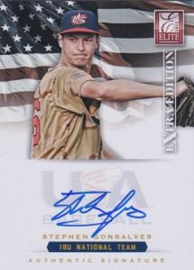2012 Panini Elite Extra Edition Baseball 18U National Team Autographs Guide 19