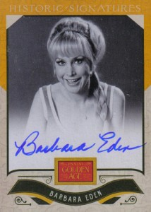 2012 Panini Golden Age Baseball Historic Signatures Autograph Guide 9