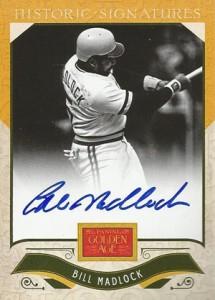 2012 Panini Golden Age Baseball Historic Signatures Autograph Guide 22