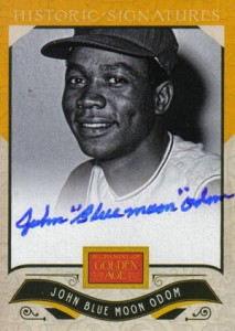 2012 Panini Golden Age Baseball Historic Signatures Autograph Guide 25