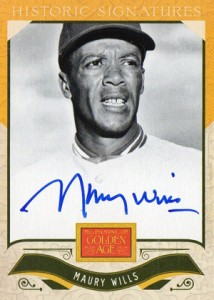 2012 Panini Golden Age Baseball Historic Signatures Autograph Guide 41