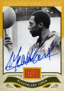 2012 Panini Golden Age Baseball Historic Signatures Autograph Guide 18