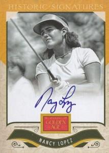 2012 Panini Golden Age Baseball Historic Signatures Autograph Guide 20