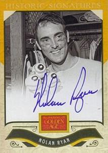 2012 Panini Golden Age Baseball Historic Signatures Autograph Guide 30