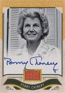 2012 Panini Golden Age Baseball Historic Signatures Autograph Guide 6