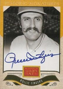 2012 Panini Golden Age Baseball Historic Signatures Autograph Guide 10